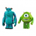 Monsters Inc Samlarfigurer