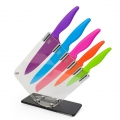 Taylor's Coloured Kitchen Knife Block