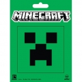 Minecraft Creeper Face Klistermärke