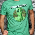 Minecraft Retro Creeper T-shirt