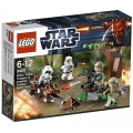 LEGO Star Wars Endor Rebel Trooper� och Imperial Trooper Battle Pack 9489