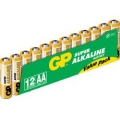 Super Alkaline AA 12-pack	 Batterier