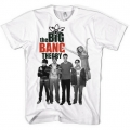 The Big Bang Theory Cast T-Shirt