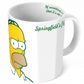 Simpsons Mugg