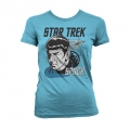 Star Trek & Spock Girly T-Shirt