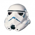 Stormtrooper Mask - Barnstorlek