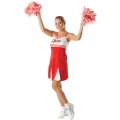 Glee Cheerleader Maskeraddräkt