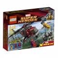 LEGO Super Heroes Wolverines Chopperstrid 6866