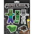 Minecraft Monsters Sticker Pack