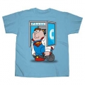Family Guy - Peter Phone Booth T-shirt