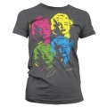 Marylin Pop-Art Dam T-shirt