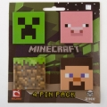 Minecraft Pin Pack
