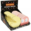 Pac-Man Sticky Notes