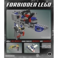 Forbidden Lego - Build the Models Your Parents Warned You Against!
