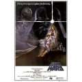 Star Wars Episode IV - Variant 1 Poster
