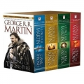 A Game of Thrones 4-Book Boxed Set (Engelska)