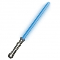 Bl&aring; Lightsaber med ljudeffekter