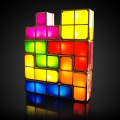 Tetris Lampa