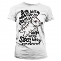 Big Bang Theory Soft Kitty Dam T-shirt