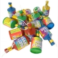 Party Poppers 7-pack