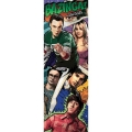 The Big Bang Theory - Comic - Affisch