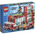 LEGO City Brandstation 60004