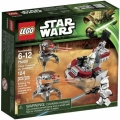 LEGO Star Wars Clone Troopers vs. Droidekas 75000