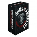 Sons of Anarchy - Säsong 1-4 (16 disc) DVD