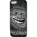 Trollface Problem Gr&aring;tt iPhoneskal