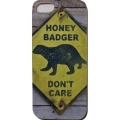 Honey Badger iPhoneskal