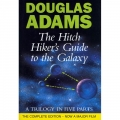 The Hitchiker's guide to the galaxy : a trilogy in five parts - Bok
