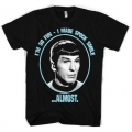 Star Trek I Made Spock Smile T-Shirt