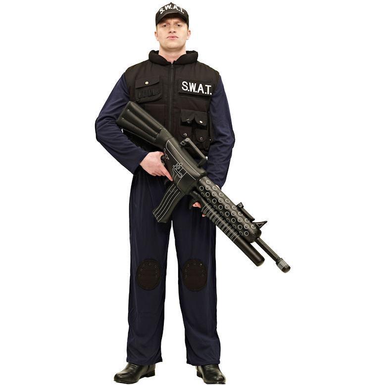 SWAT Maskeraddräkt