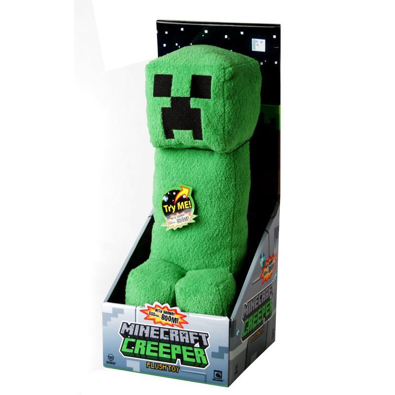 Minecraft Creeper Mjukisdjur