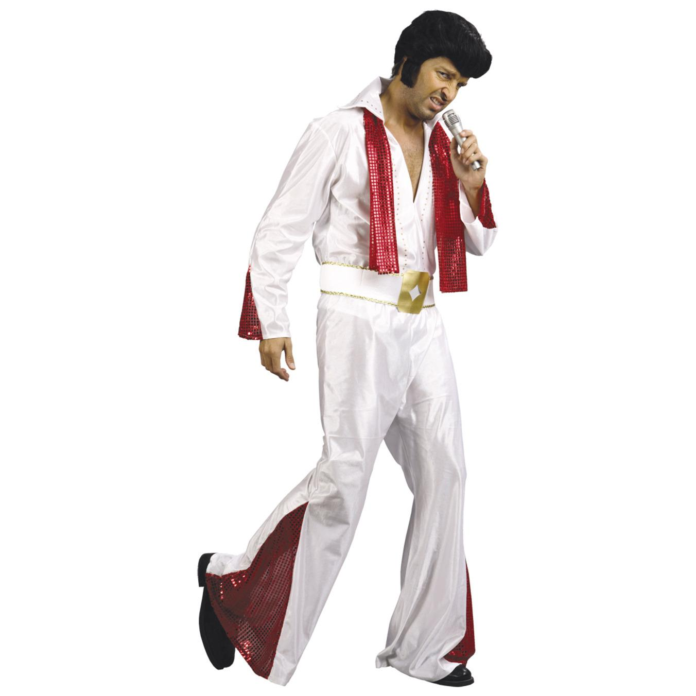Elvis Budget Maskeraddräkt