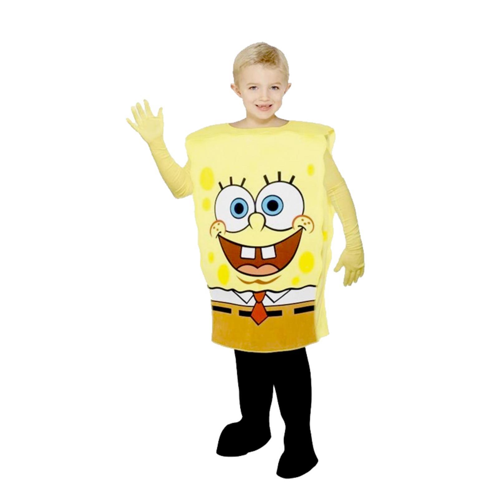 Spongebob Maskeraddräkt Barn