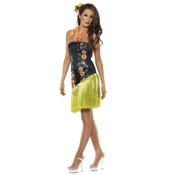 Hawaiiklänning Deluxe