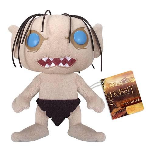The Hobbit: An Unexpected Journey Gollum Mjukisdjur