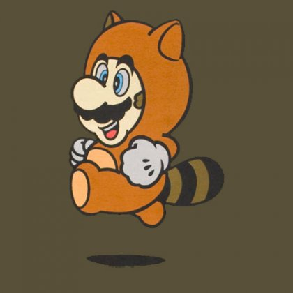 Raccoon Suit - Super Mario