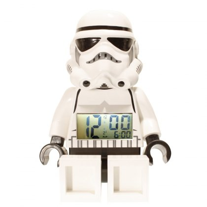 LEGO Star Wars Storm Trooper V&auml;ckarklocka