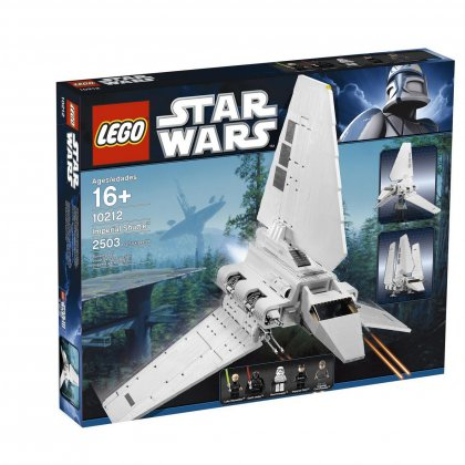 LEGO Star Wars - Imperial Shuttle 10212