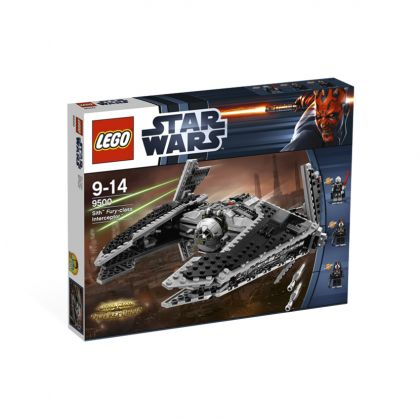 LEGO Star Wars Sith Fury-class Interceptor 9500