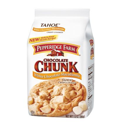 Pepperidge Farm Tahoe White Chocolate Macadamia Cookies