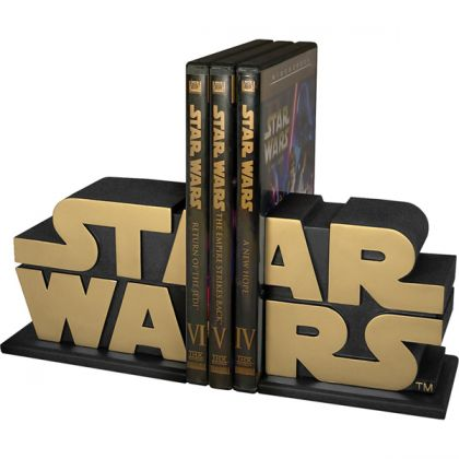 Star Wars Gold Edition Bokstöd