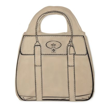 Shopperholic Shopper Brun - Återanvändbar Shopping Bag