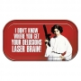 Star Wars Princess Leia Platta