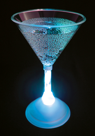 Disco Cocktailglas