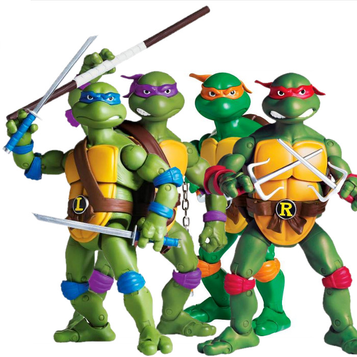 Turtles Actionfigurer