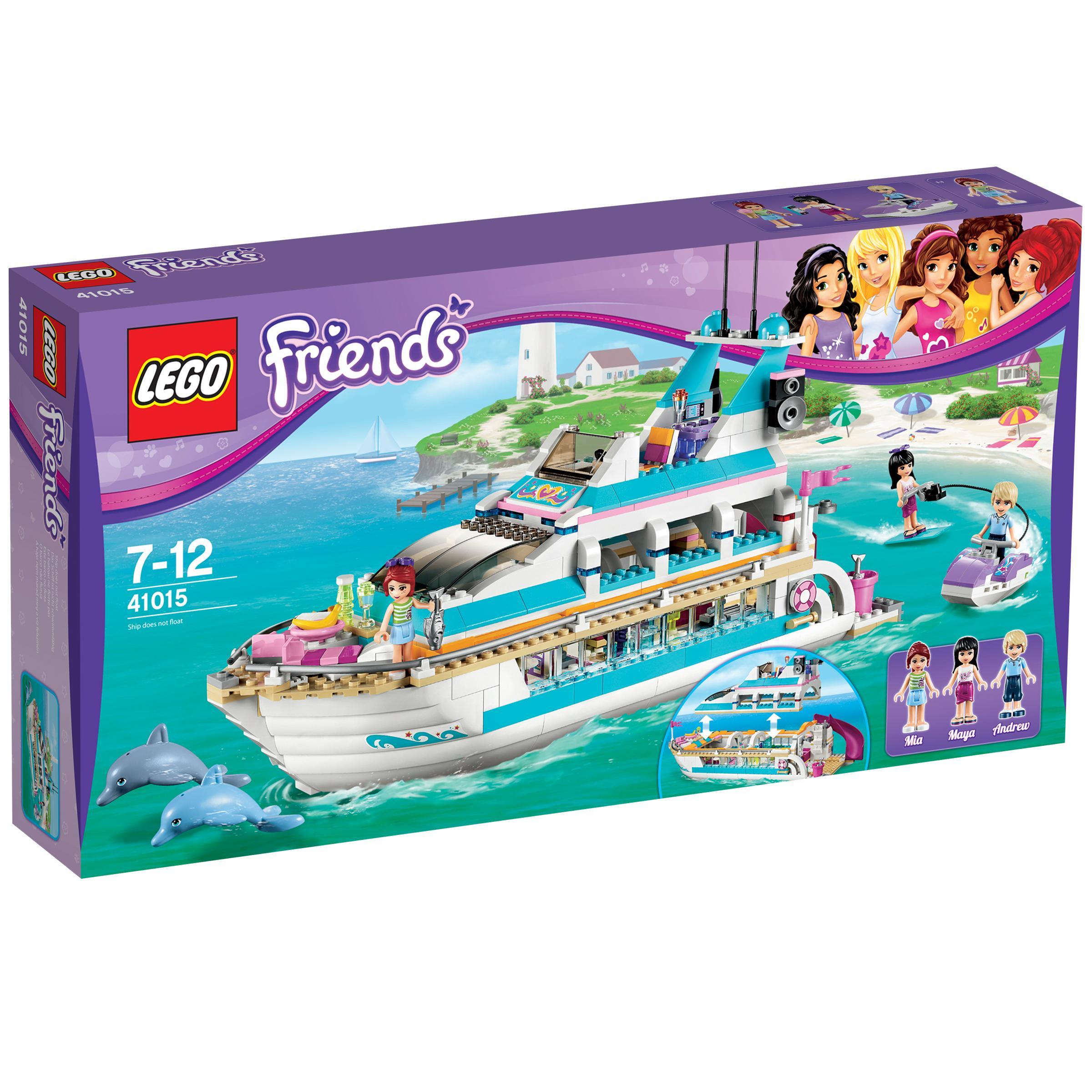 LEGO Friends Kryssningsfartyg 41015