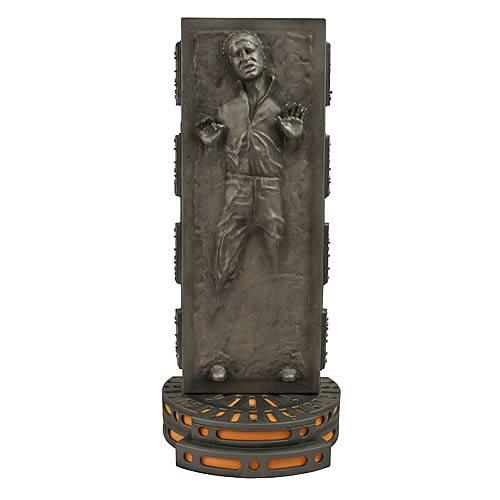 Star Wars Han Solo In Carbonite Sparbössa